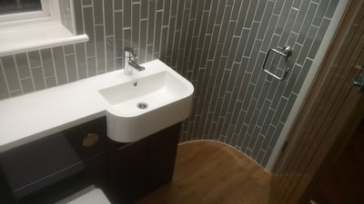bathroom conversion Dudley